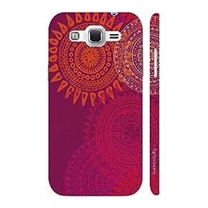Enthopia Designer Hardshell Case Sun Dance Back Cover for Samsung Galaxy J2 (2016)
