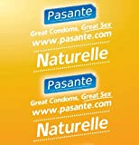 144 Pasante Naturelle Condoms