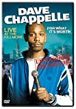 Dave Chappelle: For What It's Worth (Sous-titres fran�ais)