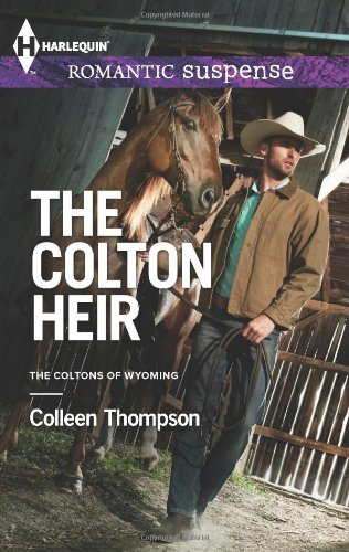Image of The Colton Heir (Harlequin Romantic Suspense\The Coltons)