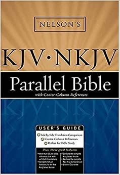 The Message-NKJV Parallel Bible by Thomas Nelson Publishing Staff (2007, Hardcov