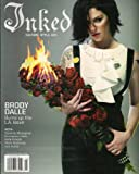 Inked Magazine Brody Dalle Cover Issue May 2009