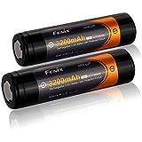 2er Pack Fenix ARB-L2P 18650 Li-ion Akku 3,6V 3200mAh