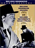 Bulldog Drummond Escapes & Bulldog [DVD] [1937] [Region 1] [US Import] [NTSC]