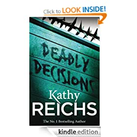 Deadly Decisions (Temperance Brennan 3)