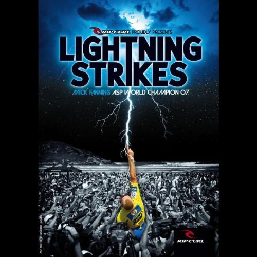 Lightning Strikes [DVD] [NTSC]