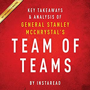 Team of Teams by General Stanley McChrystal Audiobook
