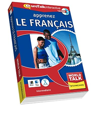 World Talk French: Improve Your Listening and Speaking Skills - Intermediate (PC/Mac)