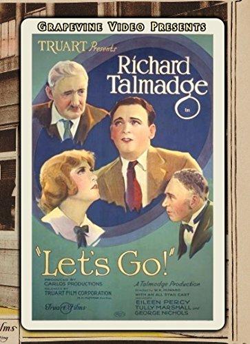 DVD : Let's Go (1923) (Silent Movie)