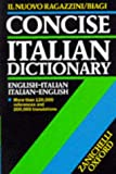 img - for Concise Italian Dictionary: Il Ragazzini-Biagi Concise book / textbook / text book