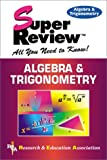 img - for Algebra & Trigonometry Super Review book / textbook / text book