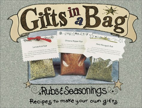 Gifts in a Bag: Rubs & Seasonings