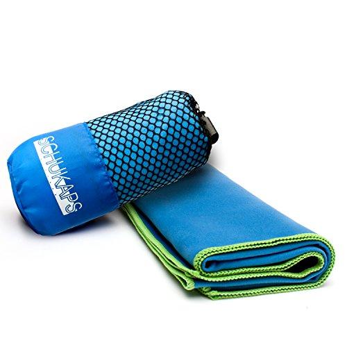 schukaps-fitness-asciugamano-in-microfibra-blu-80x40cm-bagno-piscina-da-viaggio-campeggio-e-la-pales