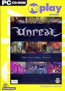 Unreal (PC CD)