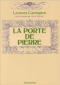 La porte de pierre par Leonora Carrington