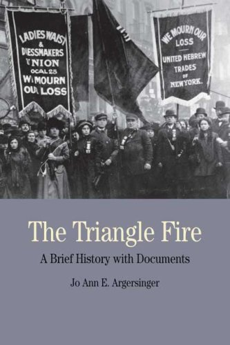 history the triangle fire