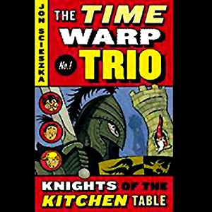 Knights of the Kitchen Table Audiobook