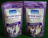Epsom Salt Soaking Solution 2PACK