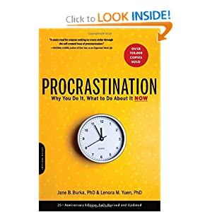 Procrastination | OTR Blog