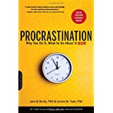 Procrastination: Why You Do It, What to Do About Itby Jane B. Lenora M....
