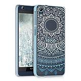 kwmobile Crystal Case Hülle für HTC Desire 626G mit