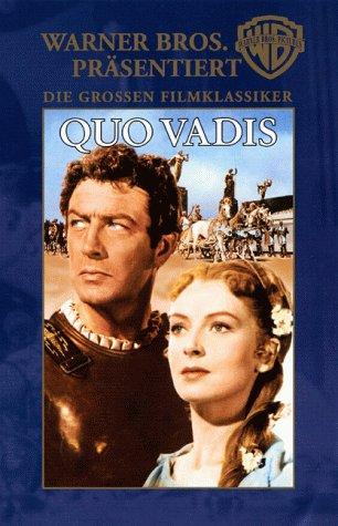 Quo Vadis [VHS]