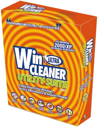 Ultra Win Cleaner 2002 Utility Suite