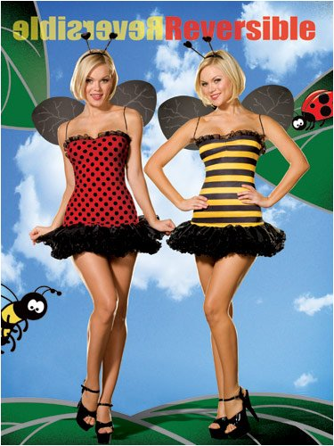 3 Piece Set Buggin Out Costume -- Two Costumes For The Price Of One