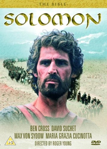 The Bible - Solomon [1997] [DVD]