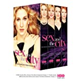 Sex and the City - The Complete Third Season [VHS] ~ Sarah Jessica Parker