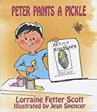 img - for Peter Paints a Pickle book / textbook / text book