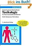 Toxikologie f�r Naturwissenschaftler...