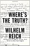 Wheres the Truth?: Letters and Journals, 1948-1957