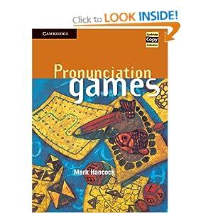 Pronunciation Games Cambridge Copy Collection Amazon Co