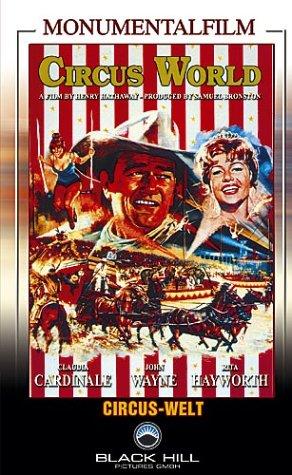 Zirkuswelt [VHS]