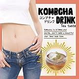 コンブチャドリンク / ダイエット茶 キャンドルブッシュ配合