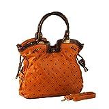 Kentworld Women's Handbag Orange OL82