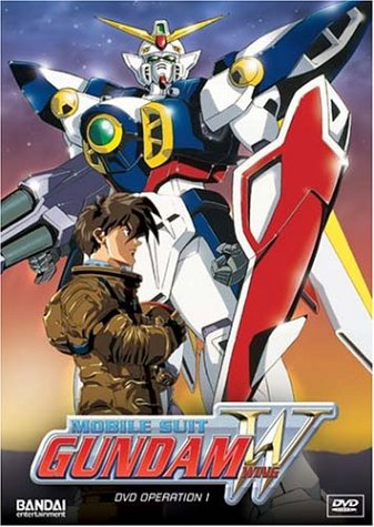 Mobile Suit Gundam Wing: Operation 1 [DVD]
