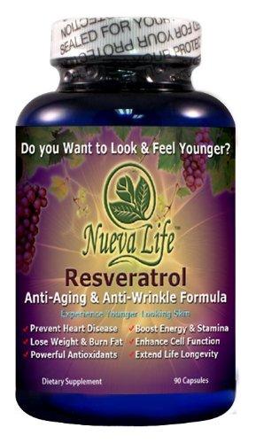 Resveratrol & Antioxidant Supplements