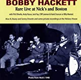 echange, troc Bobby Hackett - Live at Nick's & Boston