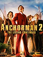 Anchorman 2: The Legend Continues [HD]