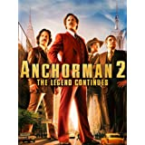 Anchorman 2: The Legend Continues ~ Will Ferrell