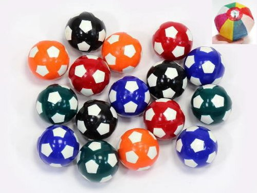 Enjoy the Super Bowl football 49 mm 50 pieces / goods (paper balloons) with set [toy & hobby]