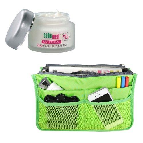 Unisex Bag Insert Organizer, Travel Bag Organizer