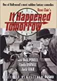 echange, troc It Happened Tomorrow [Import USA Zone 1]