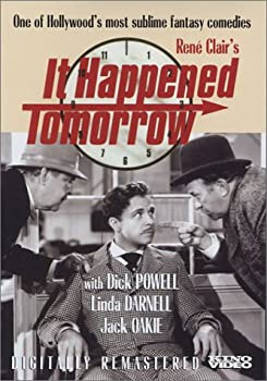 "Cover of ""It Happened Tomorrow"""