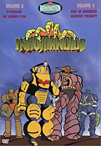 Inhumanoids: Volumes 3 & 4 [Import]