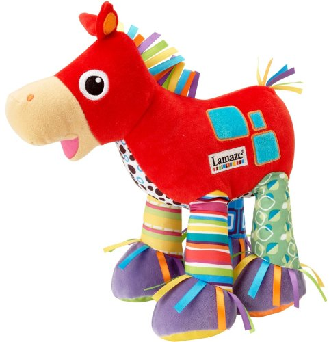 Lamaze Trotter The Pony back-1026406