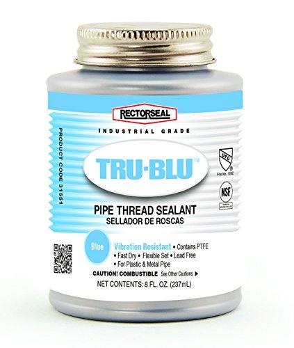 rectorseal-31551-1-2-pint-brush-top-tru-blu-pipe-thread-sealant
