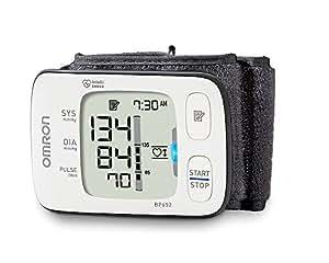 Omron 7 Series UltraSilent Wrist Blood Pressure Monitor